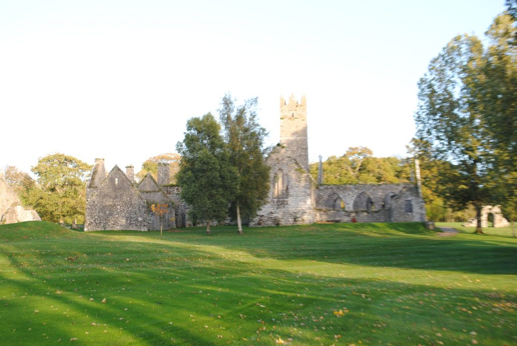 Ireland-Abbey-Church-Ruins-on-a-golfcourse-on-the-way-to-Limerick-43