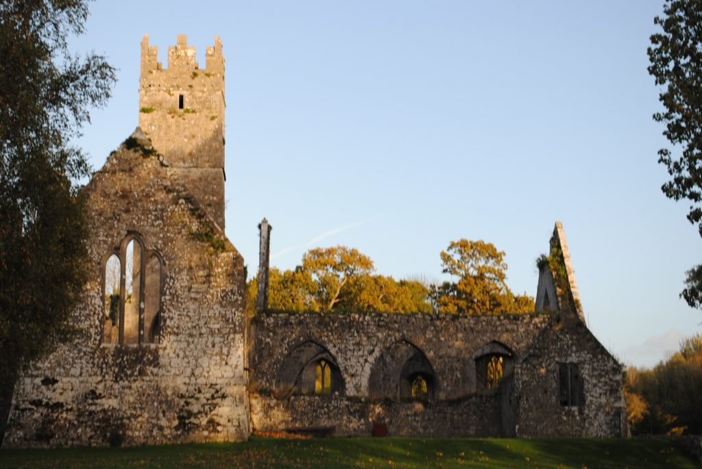 Ireland-Abbey-Church-Ruins-on-a-golfcourse-on-the-way-to-Limerick-45