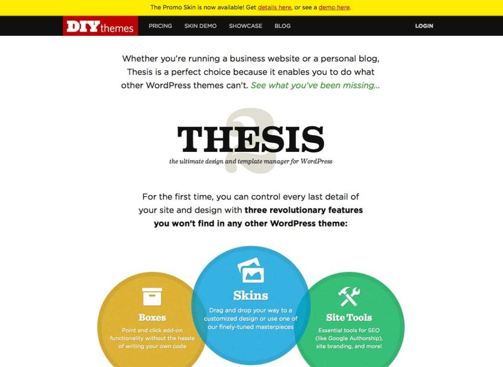 Checkout our Free Thesis 2 Skins - Free Thesis 2 Skins