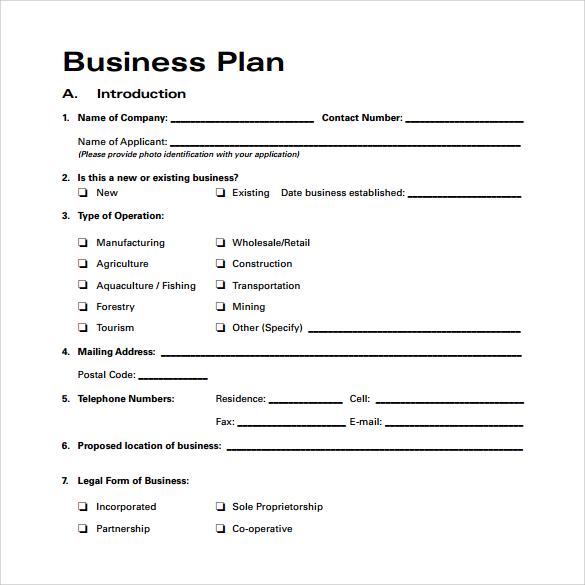 Business-Plan-Template-Free-Download-printable-docs-sheet.