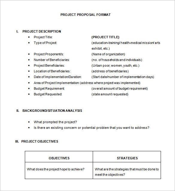 project-proposal-format