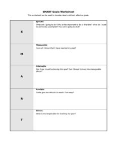 pdf goals-template-goals-worksheet-business-worksheet