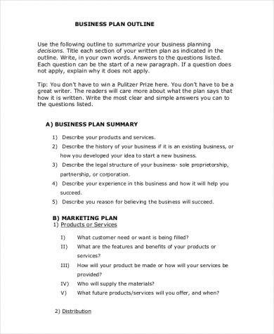 business-plan-outline-sample-template